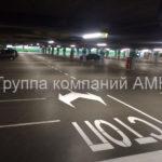 разметка парковочных мест (2)