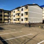 Разметка парковки во дворе (2)