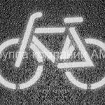 Разметка велосипедных дорожек (6)