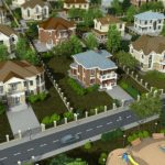 разметка коттеджных поселков (2)