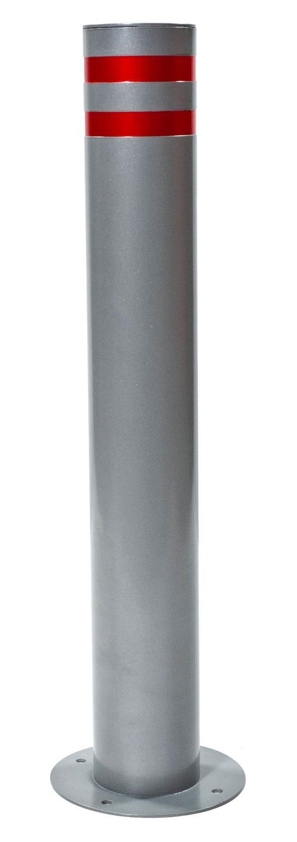 столбик анкерный премиум плоский