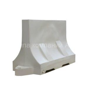 блок дорожный водоналивной 1,2м белый