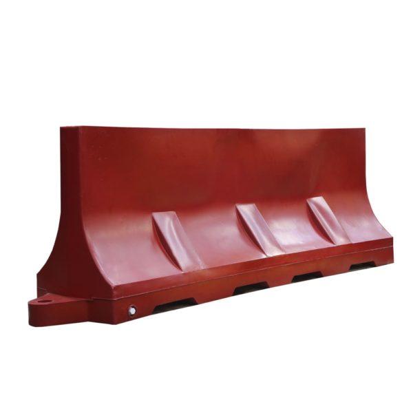 блок дорожный водоналивной 2м красный