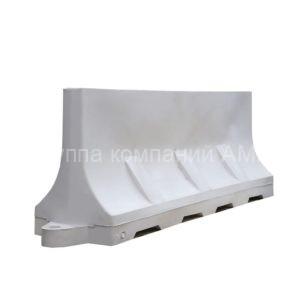 блок дорожный водоналивной 2м белый
