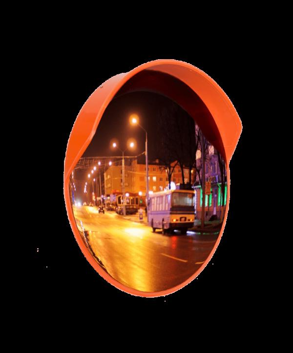 зеркало уличное с козырьком